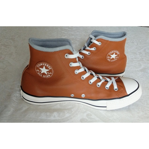 69df4db05570 Converse Other - Converse Chuck Taylor Brown Leather Shoes size 13